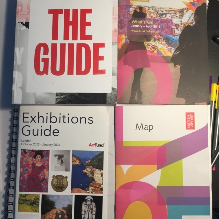 Art and Design Guides and Expos