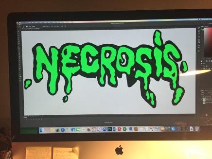 Drawn digitally changed to Green