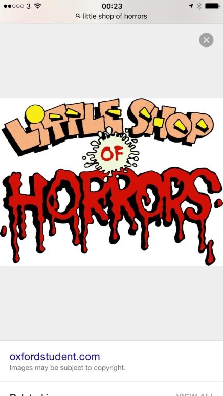 original little shop of horrors design for firm