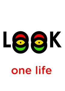 LOOK ONE LIFEG